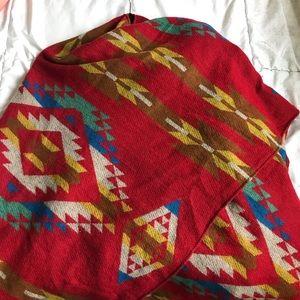 Jackets & Blazers - Soft, warm blanket scarf/ shawl